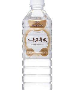 【温泉水】二千万年水500mlペットボトル